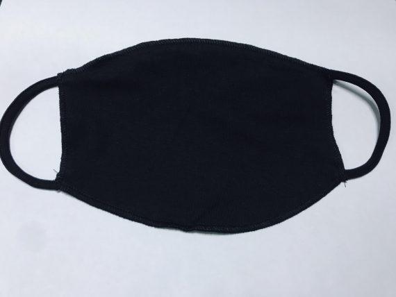 Черна маска за лице (коронавирус)