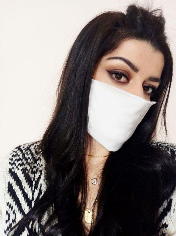 Предпазна маска за лице (коронавирус)